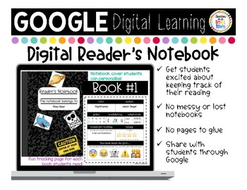 Digital Reader's Notebook (for use with Google)