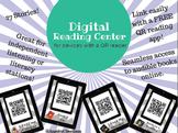 Digital Reading Center ~ QR Code Stories Read Aloud