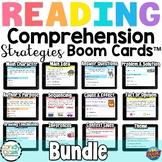 Digital Reading Comprehension Boom Cards Digital Reading Passages