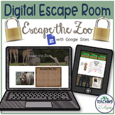 Digital Reading Escape Room - Fact vs. Opinion, Main Idea