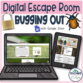 Digital Reading Escape Room - Nonfiction Text Features - B