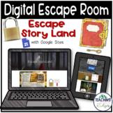 Digital Reading Escape Room - Story Elements - Escape StoryLand