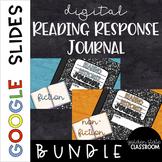 Digital Reading Journal - Bundle  |  Google Slides