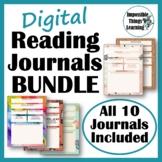 Digital Reading Journals BUNDLE in Google Slides