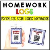 Paperless Homework Logs