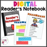 Interactive Reading Notebook for Google Drive and Reading Anchor Charts
