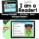 Digital Reading Passages: Earth Day Edition Mini Pack