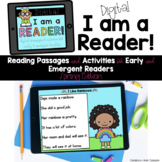 Digital Reading Passages: Spring Edition (Distance Learning)