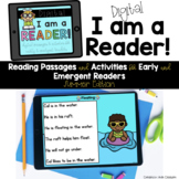 Digital Reading Passages: Summer Edition (Distance Learning)