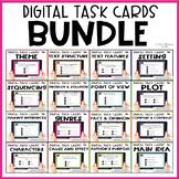 Digital Reading Task Card Bundle