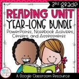 Digital Reading Units With Centers BUNDLE