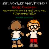 Digital Readygen Unit 2 Module A for Google Classroom