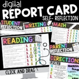 Digital Report Cards | Student Self-Assessment and Reflect