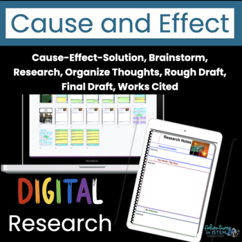 Digital Research Book- Cause and Effect