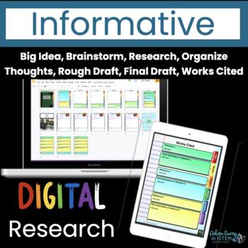 Digital Research Book- Informative