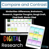 Digital Research Book- Compare and Contrast