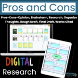 Digital Research Book- Pros and Cons