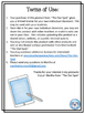 Digital Research Forms for Elementary Students