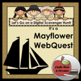 Digital Research: Mayflower WebQuest
