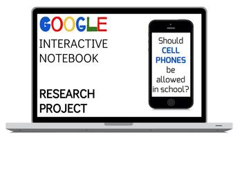 Cell Phones in Schools - Digital Research Project!