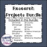 Digital Research Projects Bundle