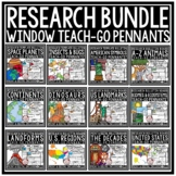 Digital Research Projects- Paperless Activities for Google