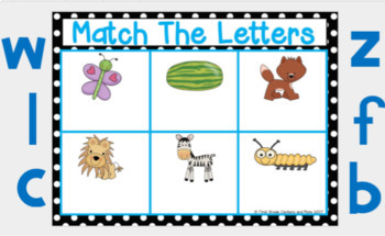 Digital Resource: Beginning Sound Mats with Movable Letters