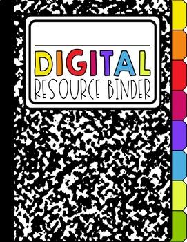 Digital Resource Binder