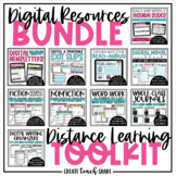 Digital Resource Bundle | Distance Learning Toolkit | Use