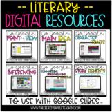 Digital Resource Bundle | Literary Reading Skills | Distan