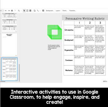 Digital Resource Bundle for Google Classroom- VOLUME 2
