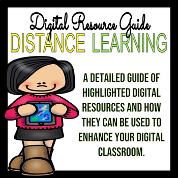 Digital Resource Guide for Distance Learning
