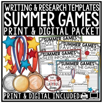 Winter Sports Digital Resource Winter Games 2018 Activities for Google Classroom