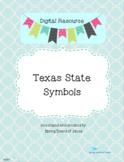 Digital Resource: Texas State Symbols