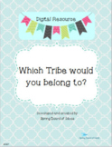 Digital Resource: Which Tribe Would You Belong To?