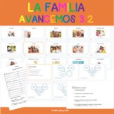 Digital Resource on Google Slides- Avancemos 1 3.2 - La familia