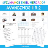 Digital Resource on Google Slides - Avancemos II 3.2