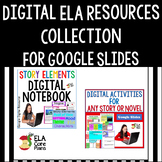 Digital Resources for Middle School ELA