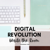 Digital Revolution (Social Media) QR Code Scavenger Hunt