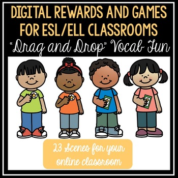 Digital Rewards for Online Teaching: VIPKID, ESL, ELL