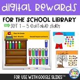 Digital Rewards for the School Library - Set 1