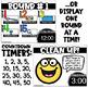 Digital Rotation Boards (Google Classroom Literacy Rotation and Math Rotation)