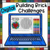 Digital STEM Activity - Earth Day Building Brick Challenges