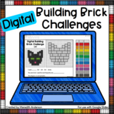 Digital STEM Activity - Halloween Building Brick Challenge