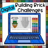 Digital STEM Activity - St. Patrick's Day Building Brick C