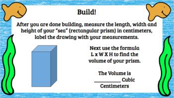 Digital STEM Challenge - Exploring and Estimating Volume of a Rectangular Prism