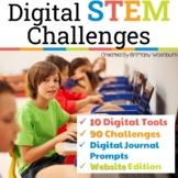 Digital STEM Challenges Websites Version