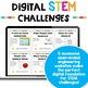 Digital STEM Challenges {Monthly Prompts}