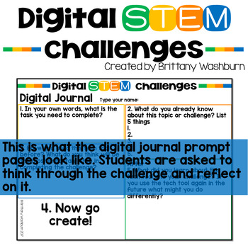 Monthly Full Year Digital STEM Challenges™