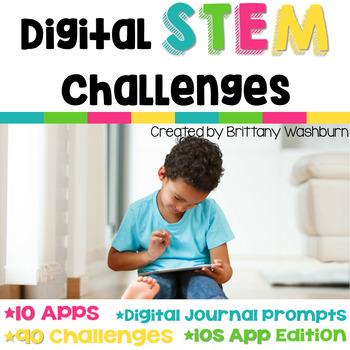 Digital STEM Challenges™ iOS Apps Version
